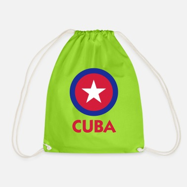 Communist Communist Cuba - Drawstring Bag