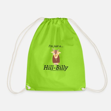 Hill Billy Hill Billy Goat - Turnbeutel