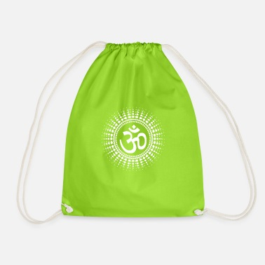 Sun Signs Yoga sign sun - Drawstring Bag