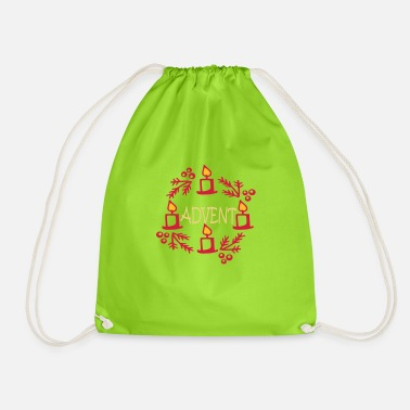 Advent Advent - Drawstring Bag