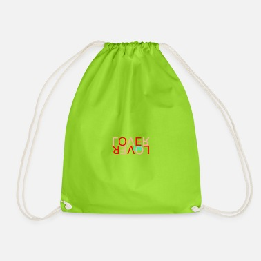 Lover Lover - Drawstring Bag