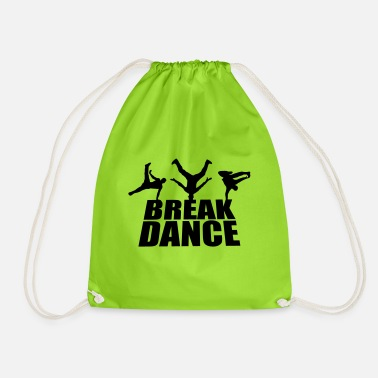 Breakdance - Drawstring Bag
