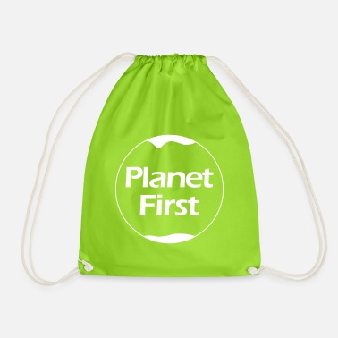 Planet First - Sacca sportiva