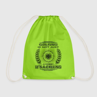 not a calling hobby job bestimmung golf sports gol - Sac de sport léger