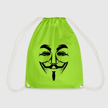 vendetta - Drawstring Bag