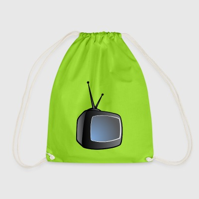 TV - Drawstring Bag
