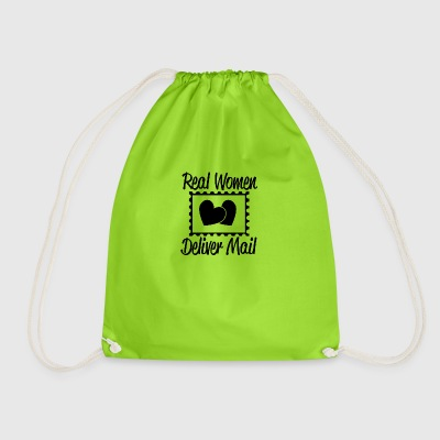 post - Drawstring Bag