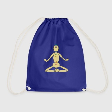 chakras - Drawstring Bag