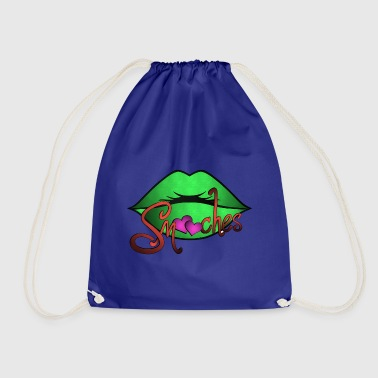 Mouth - Drawstring Bag
