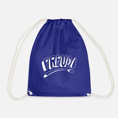 Freud Freud! - Drawstring Bag