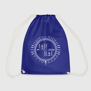 Baby Bear - Drawstring Bag