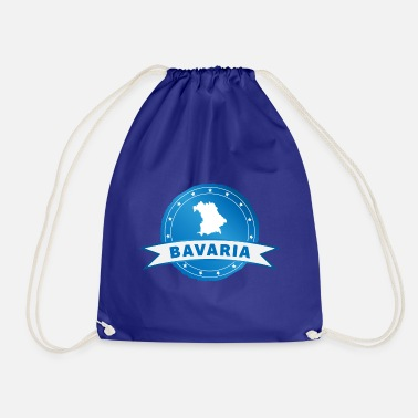 Upper Bavaria Bavaria - Drawstring Bag
