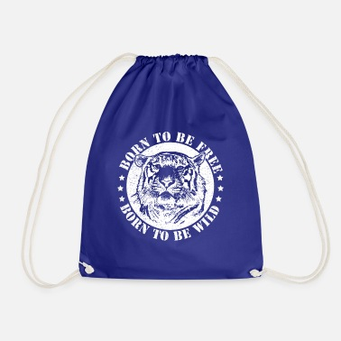 Date Of Birth Birth dates and to be wild! - Drawstring Bag