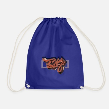 Big Big Big - Drawstring Bag