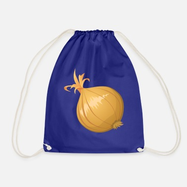 Illustration Illustration d'oignon - Sac de sport léger