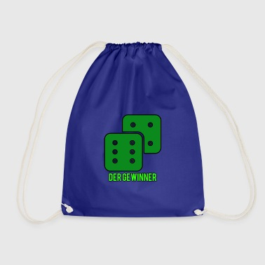 Winner The winner - Drawstring Bag
