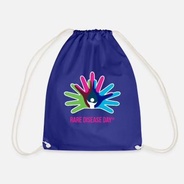 Rare Disease Day - Drawstring Bag