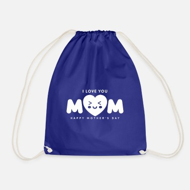 Heaven MOM you are my hero Design - Sac à dos cordon