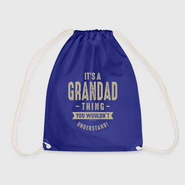 Grandad Thing - Drawstring Bag