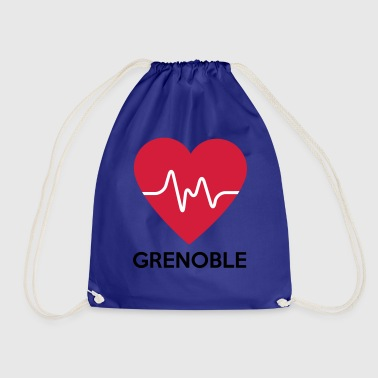 heart Grenoble - Drawstring Bag