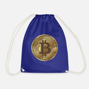 Bitcoin Bitcoin - Drawstring Bag