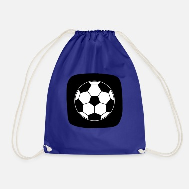 Ball Sport Icon Football Ball Sport Ball Sports - Drawstring Bag