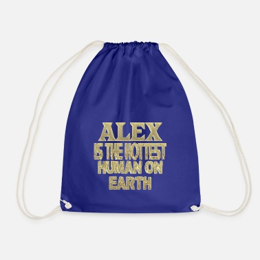Alex Alex - Drawstring Bag