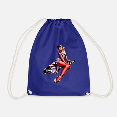 Pinup Pinup - Drawstring Bag