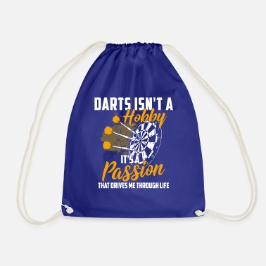 Darts Darts Shirt · Darts · Darts · Passion - Drawstring Bag