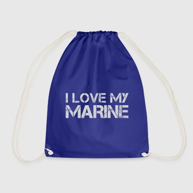 marine - Drawstring Bag