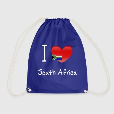 South Africa - Drawstring Bag