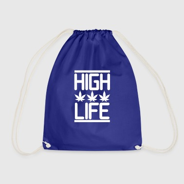 High Life High life - Drawstring Bag
