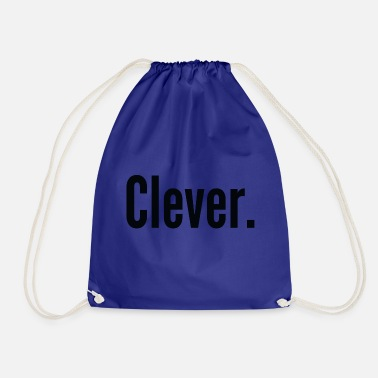 Clever Clever - Drawstring Bag