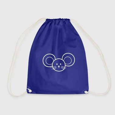 Mouse mouse - Drawstring Bag