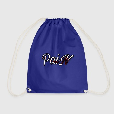 pain - Drawstring Bag