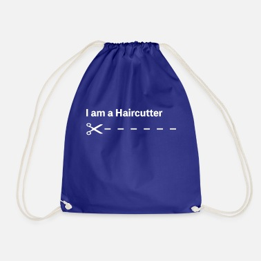 Haircutter ima haircutter - Drawstring Bag