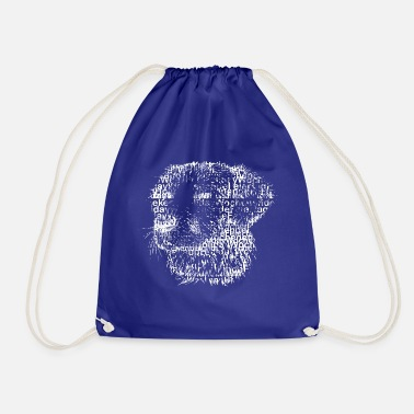 Cute Pets Pet dog cute pet - Drawstring Bag