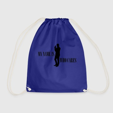 Agent parody - Drawstring Bag