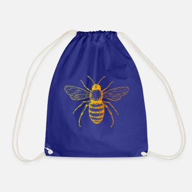 Bee Bee - Drawstring Bag