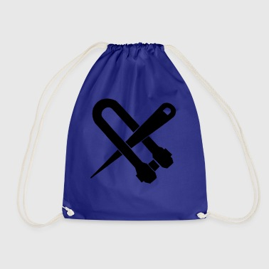 Seamans Shackle - Drawstring Bag
