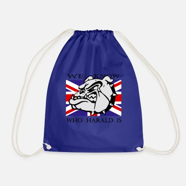 Love &amp ! LONDON STYLE! - Drawstring Bag