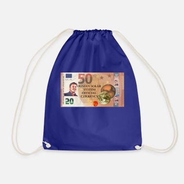 Currency Currency - Drawstring Bag