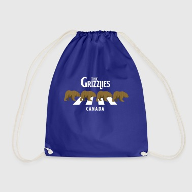 The Grizzlies - Drawstring Bag