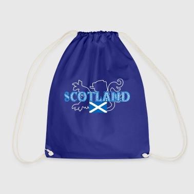 Scottish scotland - Drawstring Bag
