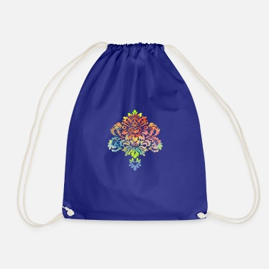 Emblem Watercolor emblem - Drawstring Bag