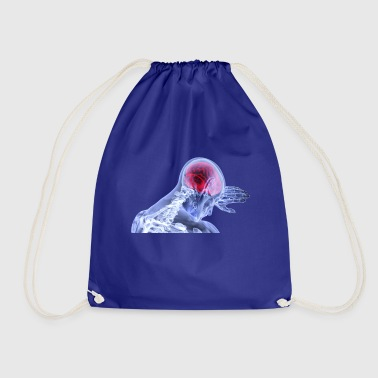 Brain Brain - Drawstring Bag