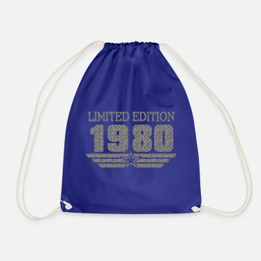Bursdag Metal 1980 LE Birthday - Drawstring Bag
