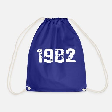 Year Of Birth Year of birth - Drawstring Bag