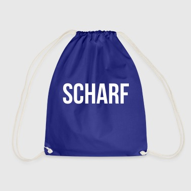 Sharp - Drawstring Bag