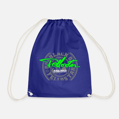FELLOSTAR EMBLEM & SIGNATURE - Drawstring Bag
